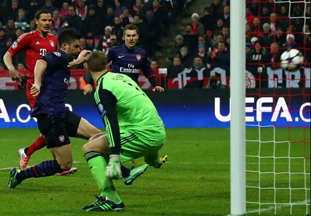 Permalukan Bayern Munich, Arsenal Tetap Terdepak