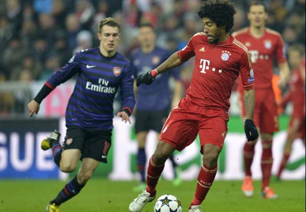Arsenal komt net tekort tegen zwak Bayern