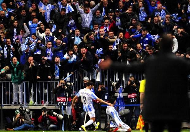 Malaga 2-0 Porto (Agg 2-1): Isco and Santa Cruz complete fabulous turnaround