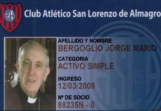 Paus Baru Fans San Lorenzo