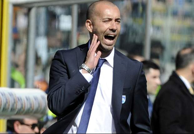 Cristian Bucchi: Pescara Pantang Menyerah