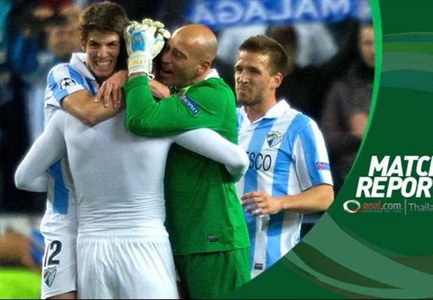 El Málaga, tendrá que esperar hasta el 14 de junio para saber si podrá jugar en Europa