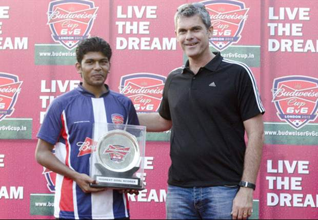 Aspiring stars live their football dreams with Budweiser Cup in Bangalore