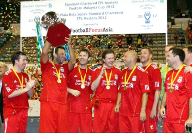Standard Chartered EPL Football Malaysia Cup: The legends are back