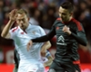 Krohn-Dehli vuelve a entrenarse con el Sevilla siete meses después