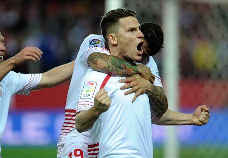 En vivo: Celta 0-0 Sevilla