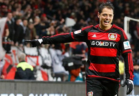 How Chicharito Found The Golden Touch