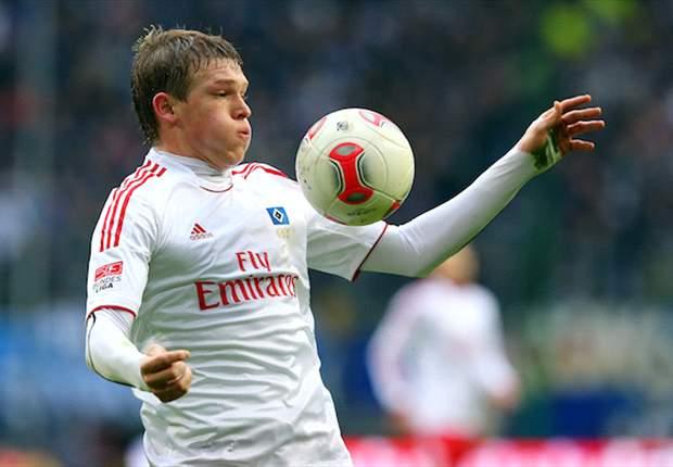 Van der Vaart hails Rudnevs ability