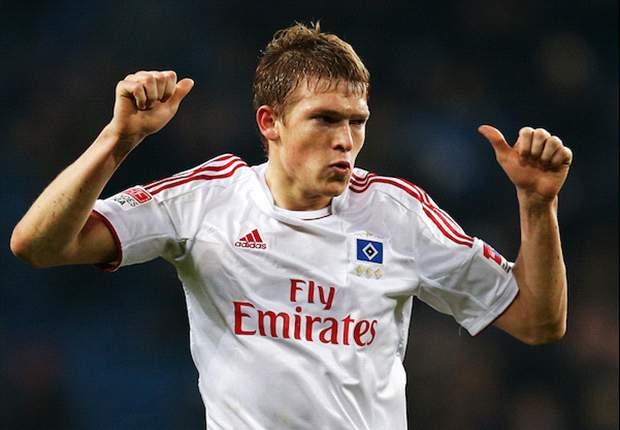 Will beim Hamburger SV nicht aufgeben: Artjoms Rudnevs