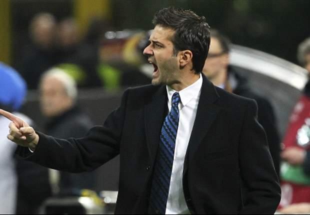 Andrea Stramaccioni: José Mourinho no me reemplazará como entrenador del Inter