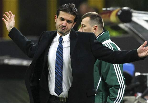 Stramaccioni fumes at 'non-existent' penalty