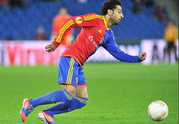 Mohammad Salah traf für den FC Basel