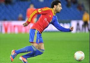 محمد صلاح، الذي قاد منتخب مصر إلى التأهل للمرة الأولى إلى كأس العالم منذ 1990، هو أبرز اللاعبين العرب الذين مثلوا العملاق السويسري