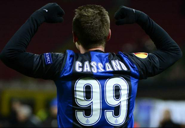 Cassano: I have achieved half of what I should have