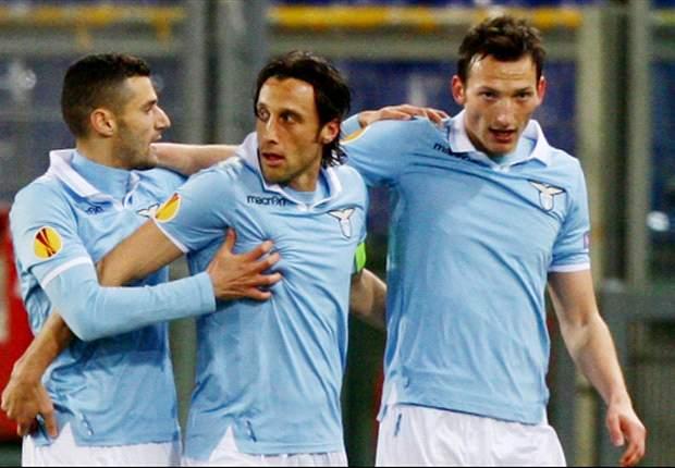 REVIEW Liga Europa: Lazio Melenggang, Newcastle United Depak Anzhi