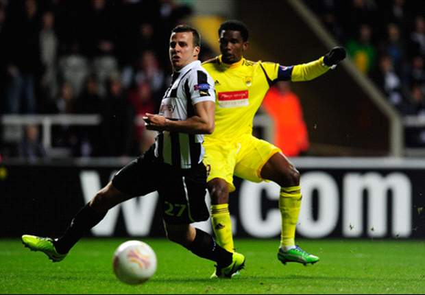 Newcastle defender Taylor deserves England call-up, says Yanga-Mbiwa
