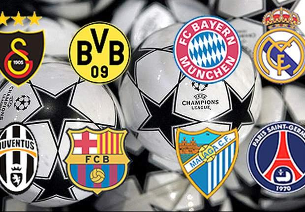 Sorteo UEFA Champions League: Objetivo Wembley