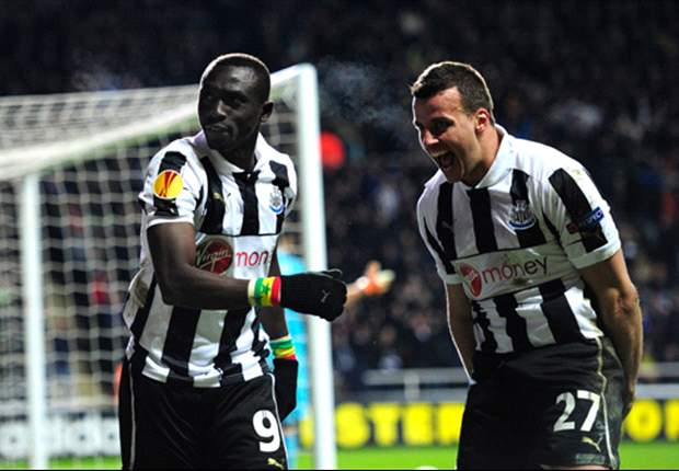 Newcastle striker Cisse targets Europa League final