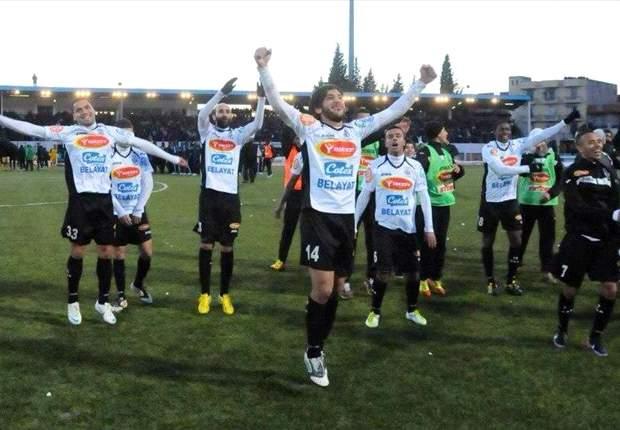 ES Setif clinch Algeria league title