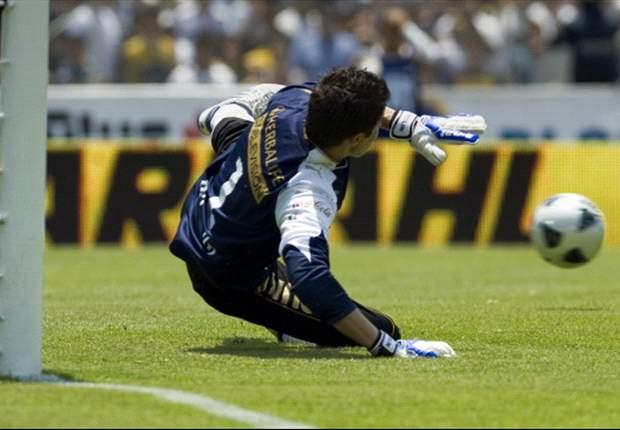 Alejandro Palacios cumple 100 partidos con Pumas