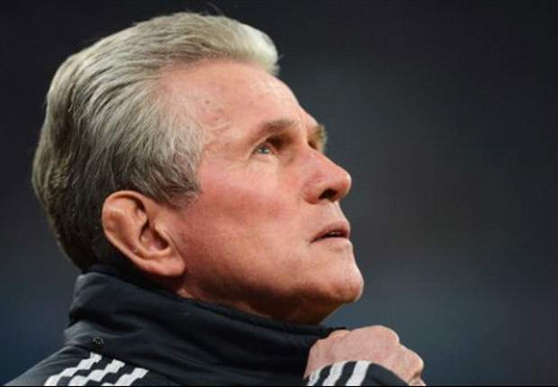 'Bayern want to prove that the first leg was not a one-off' - Heynckes
