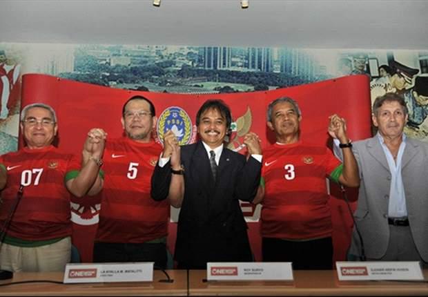 Isran Noor: Saya Sudah Berbuat Untuk Sepakbola Indonesia