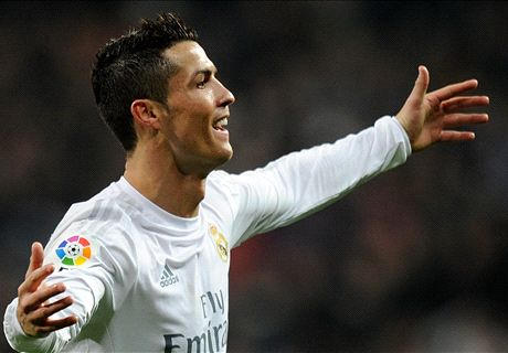Zidane: Ronaldo is the best in the world