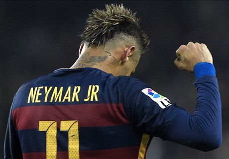 RUMOURS: Manc battle for Neymar