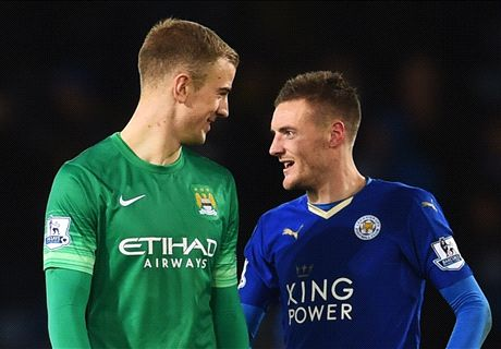 Man City v Leicester - unlikely rivals
