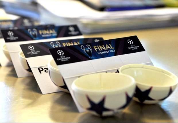 KARTUN: Pertempuran Perempat-Final Liga Champions Segera Dimulai