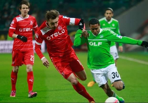 Der VfL Wolfsburg trauert einem möglichen Dreier gegen Fortuna Düsseldorf hinterher