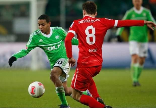 Orozco llegó al Wolfsburgo en 2011. Desde entonces, el zuliano apenas jugó siete partidos de Bundesliga