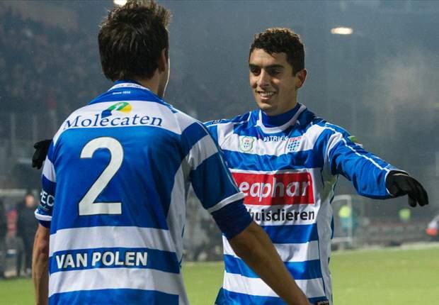 Ditekuk PEC Zwolle, Roda JC Terus Terpuruk