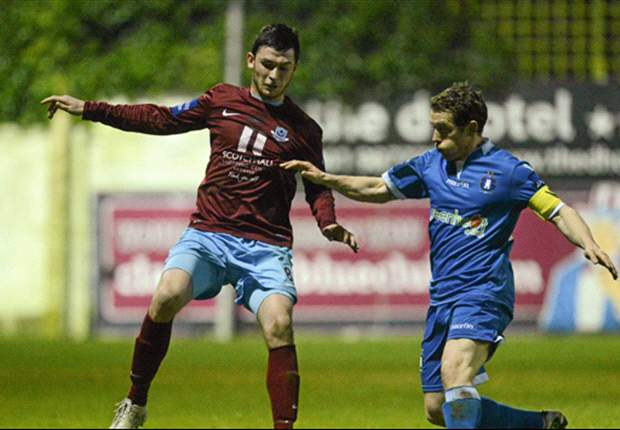 Limerick 0-1 Drogheda United - O'Conor strike helps Drogs forget Setanta defeat