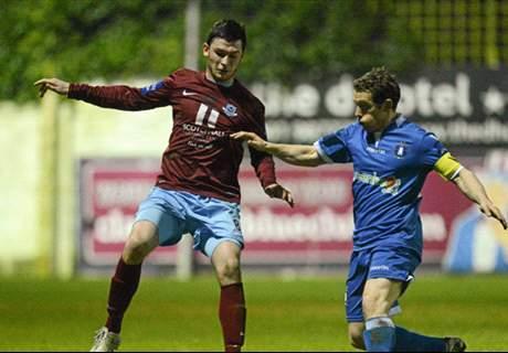 Gamble backs League of Ireland players