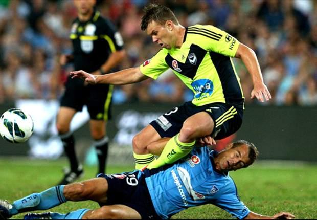 Sydney FC 1-1 Melbourne Victory: Sydney snatch draw