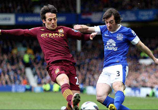 Everton not the same without 'key cog' Baines, admits Howard