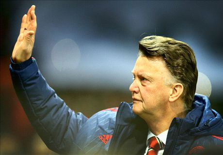 Van Gaal: I don't believe Mou 'nonsense'