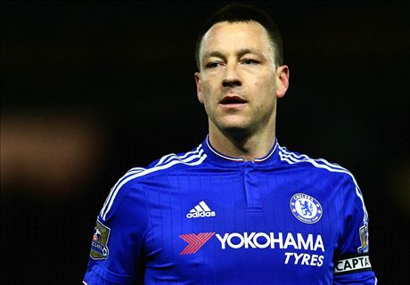Terry a doubt for PSG after injury