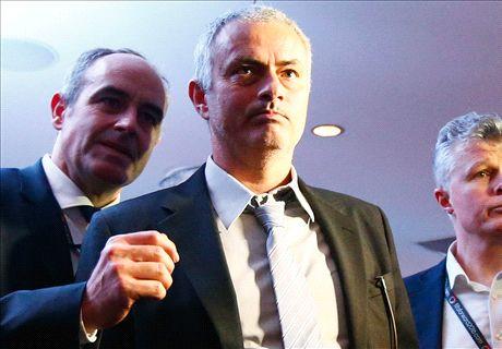 Mourinho: I will be back soon