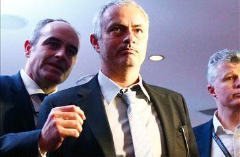 Mourinho breaks silence: I will be back soon