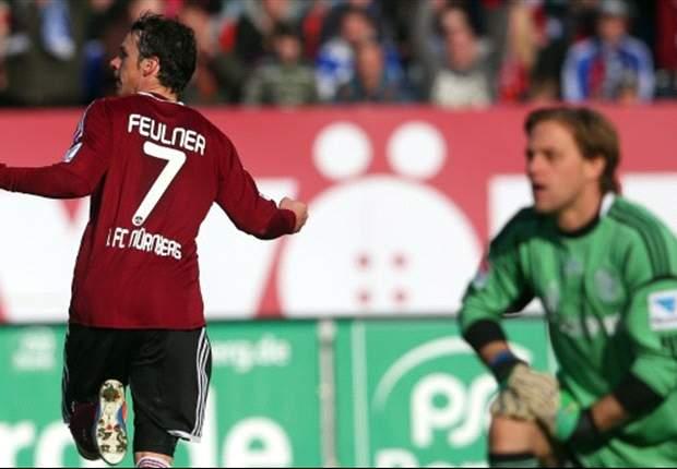 FC Schalke 04 unterliegt deutlich gegen den 1. FC Nürnberg