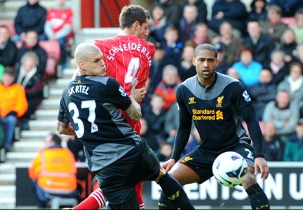 Laporan Pertandingan: Southampton 3-1 Liverpool