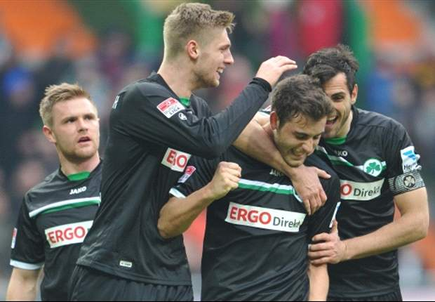 Werder Bremen verpasst Befreiungsschlag gegen Greuther Fürth