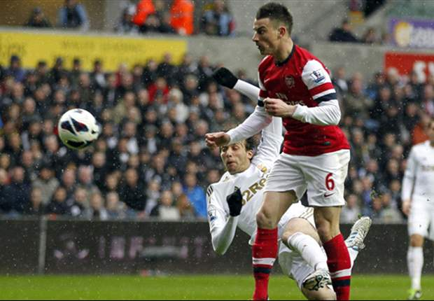 Bayern Munich make enquiry for Arsenal defender Koscielny