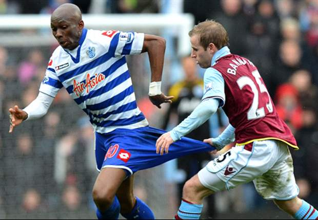 QPR star Mbia offers to swap clubs with Marseille loanee Barton after bizarre Twitter 'hacking'