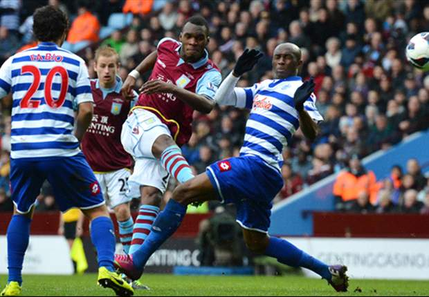 Aston Villa 3-2 QPR: Rangers left on the brink by Benteke winner