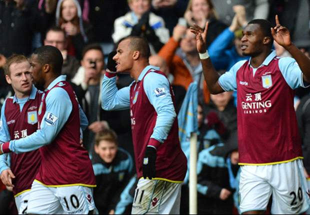 Benteke happy with 'fantastic' Aston Villa, insists agent