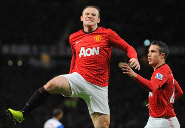 Manchester United 1-0 Reading: Rooney edges runaway leaders closer to 20th league title