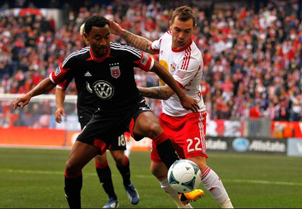 New York Red Bulls 0-0 D.C. United: Red Bulls dominate, but Hamid and Co. hold firm to share points